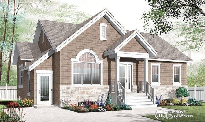 House Plans Basement Apartment Drummond