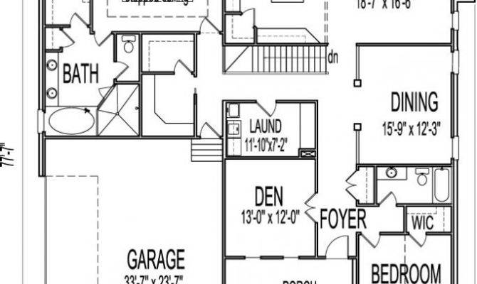 House Plans Basements One Story Inspirational