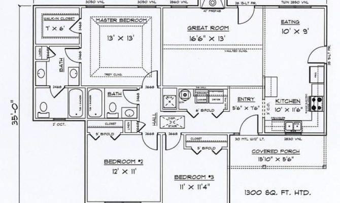 House Plans Bedroom Ebay