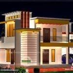 House Plans Bedroom Flat Roof Designs Lrg