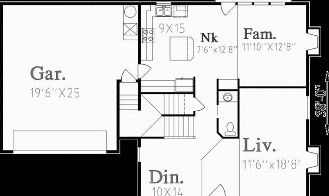House Plans Bonus Room Two Story Bedroom
