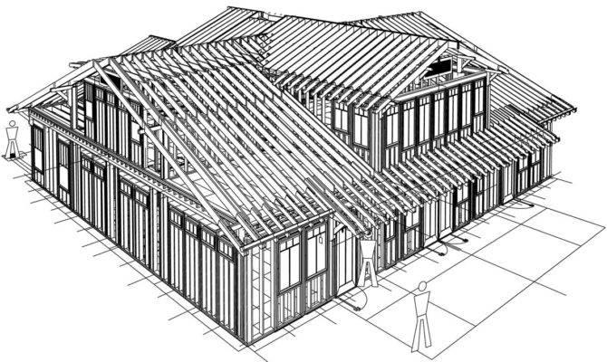 House Plans Brown Construction Progress