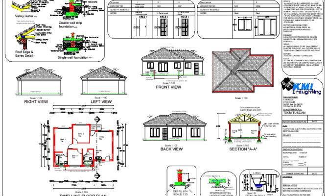 House Plans Building Floor