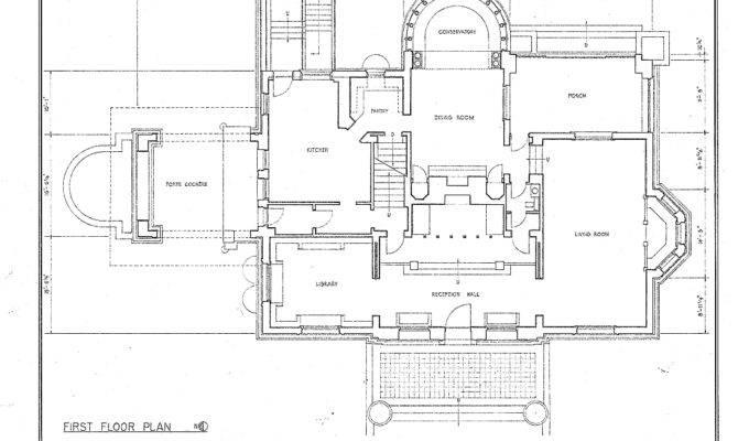 House Plans Building Narrow Lot Modern Floor