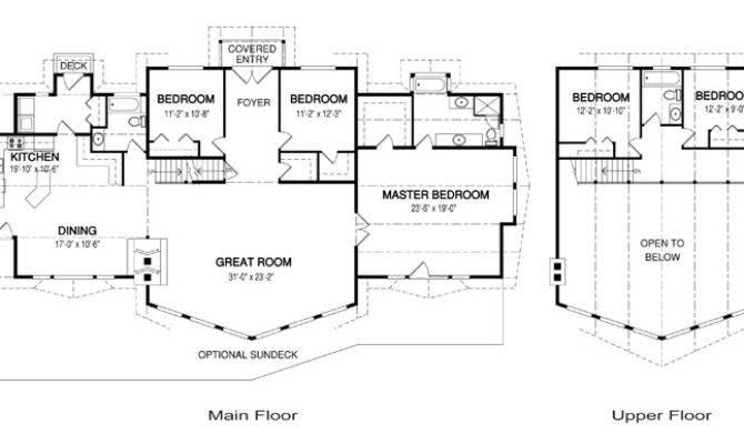 House Plans Charlescroft Cedar Homes