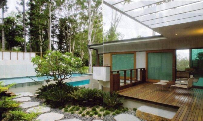 House Plans Courtyards Courtyard Plan Custom Modern