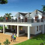 House Plans Design Architectural Designs Duplex Houses