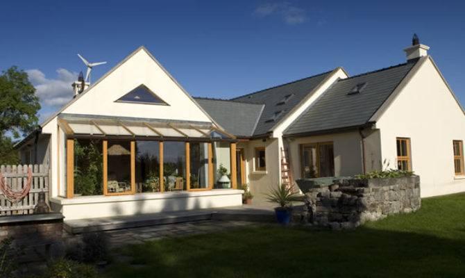 House Plans Design Contemporary Bungalow Ireland