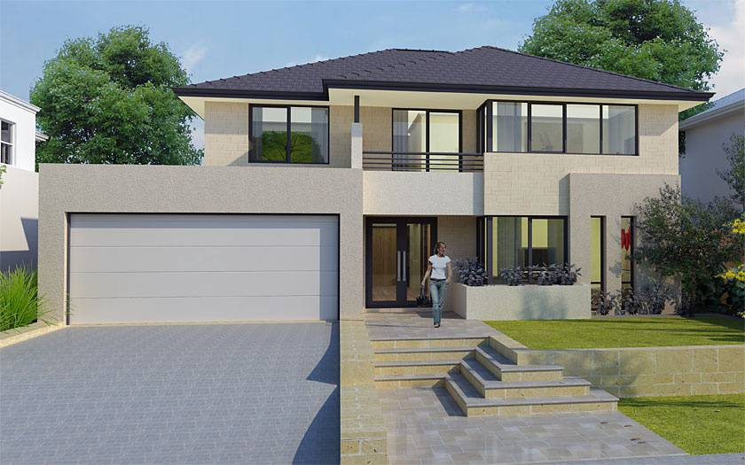 17 3 Bedroom Double Storey House Plans Every Homeowner Needs To Know Home Plans Blueprints