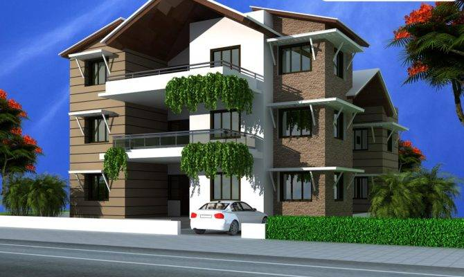 House Plans Design Front Elevation Costomized Plan