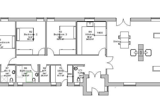 House Plans Design Irish Cottage