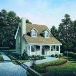 House Plans Epl Styles Colonial Homes Cape Cod