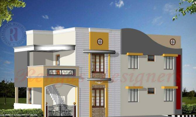 House Plans Front Homes Pakistan Indian