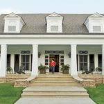 House Plans Front Porch Southern Plantation