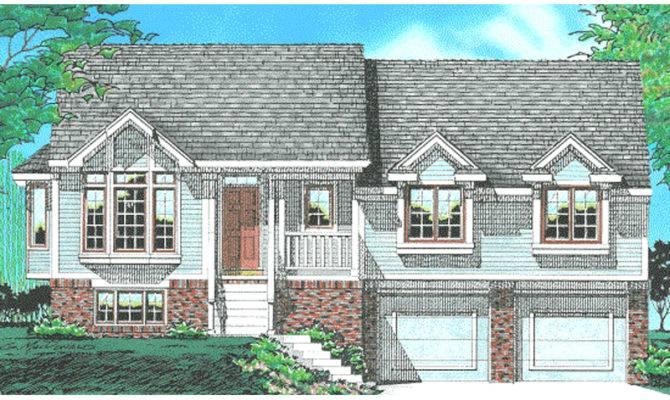 House Plans Garage Under