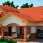 House Plans Ghana Kantana Bedroom Plan