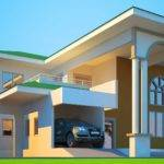 House Plans Ghana Mabiba Bedroom Plan