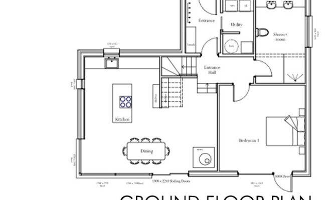 House Plans Ground Floor Our Self Build Story