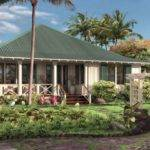 House Plans Hawaiian Plantation Style Home