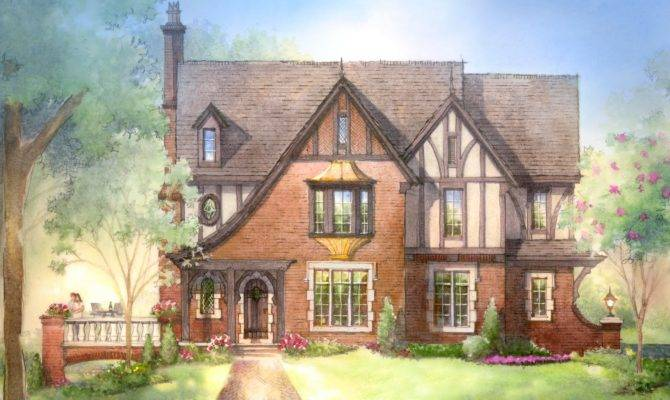 House Plans Home Designs Blog Archive English Manor
