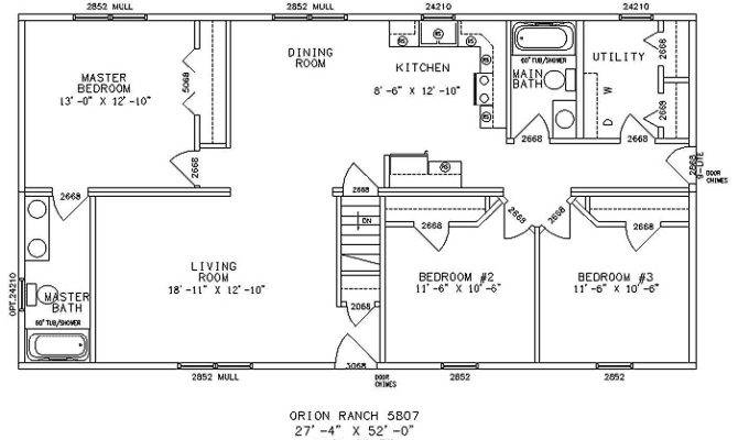 House Plans Home Designs Blog Archive Floor Ranch