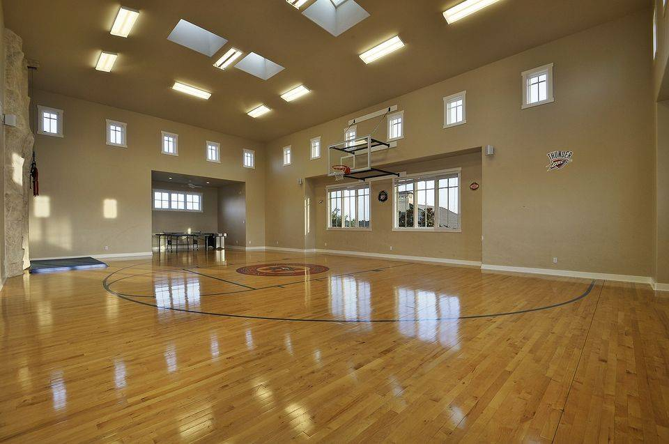 House Plans Indoor Basketball Court