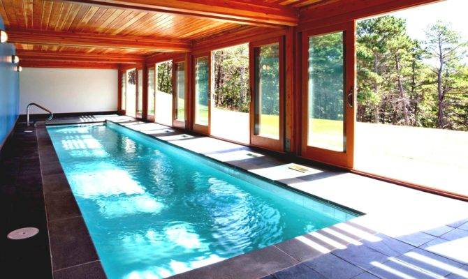 House Plans Indoor Swimming Pool Home