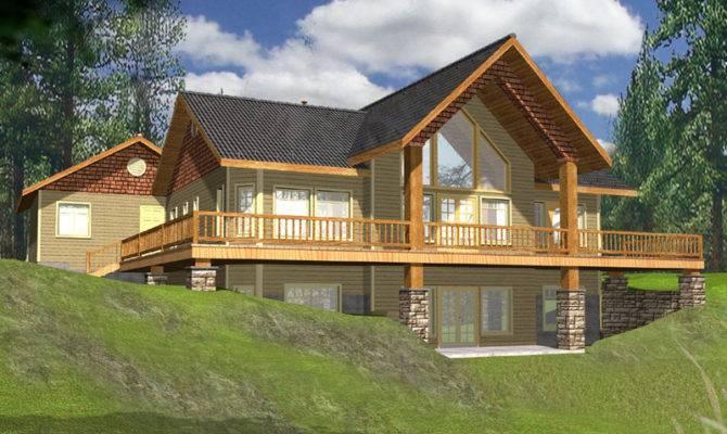 House Plans Lake Luxury Modern