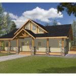 House Plans Lake Luxury Mountain Home