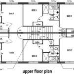 House Plans Multifamily Floor Townhome