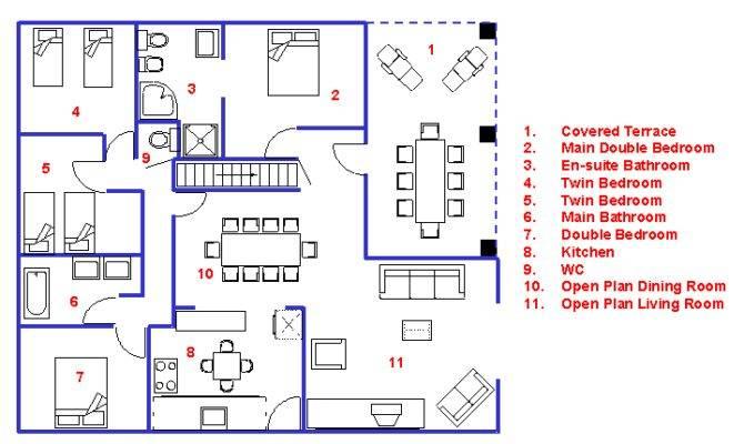 House Plans Nanny Suite Home
