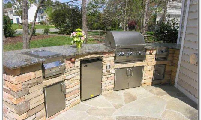 House Plans Outdoor Kitchen