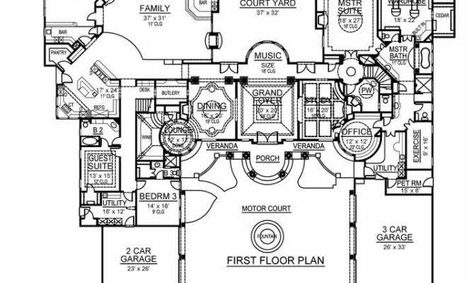 House Plans Over