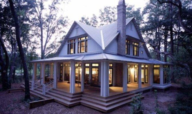 House Plans Porches All Way Around