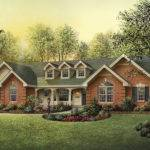 House Plans Ranch Traditional Country