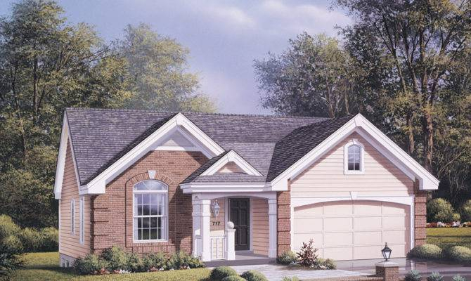 House Plans Ranch Traditional More