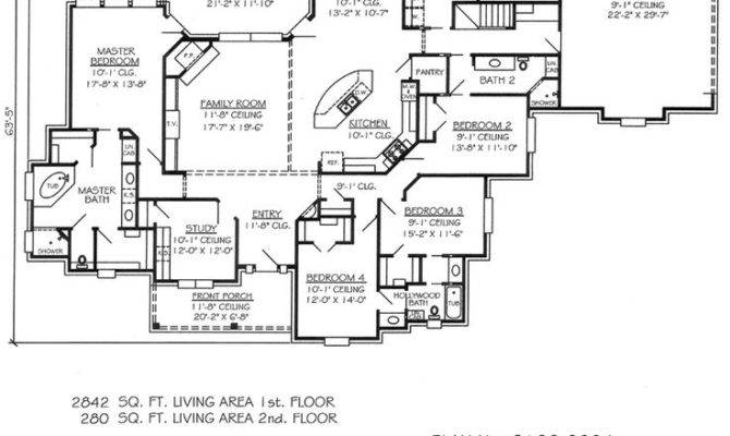House Plans Room Front