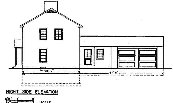 House Plans Side Design Planning Houses