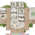 House Plans Sloping Land Acreage Homestead