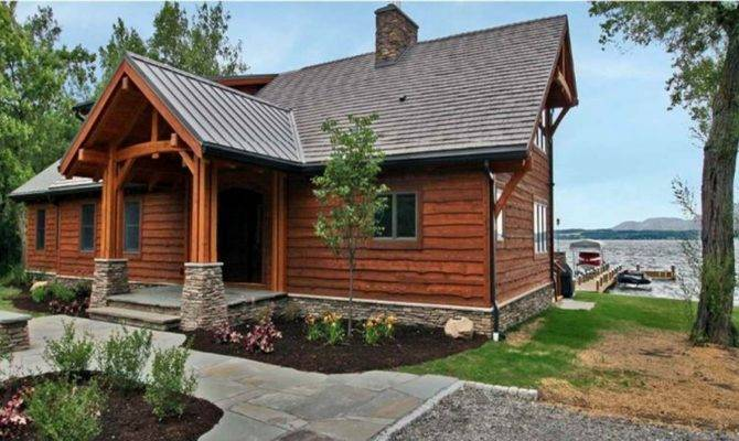 House Plans Sloping Lots Unique Lakefront