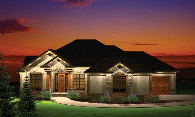 House Plans Sloping Lots