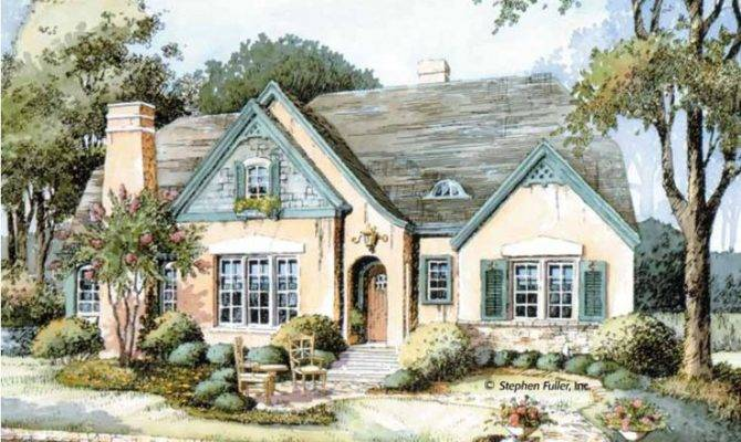 House Plans Small French Country Cottages Home Deco