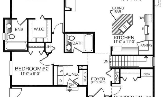 House Plans Thornhill Cedar Homes