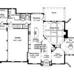 House Plans Traditional Early American