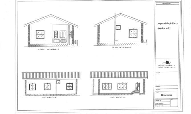 House Plans Trinidad Tobago