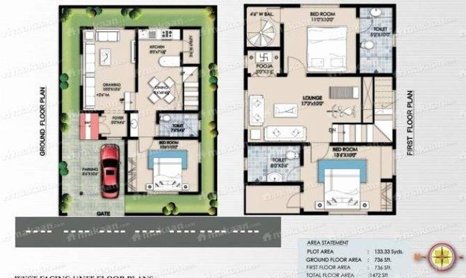 House Plans Unique Duplex Plan