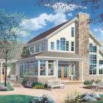 House Plans Vacation Waterfront More