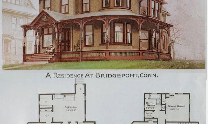 House Plans Victorian Mini