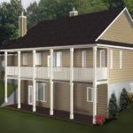 House Plans Walkout Basement Craftsman