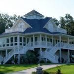 House Plans Wrap Around Porch Home Design Ideas Inside Cottage Style
